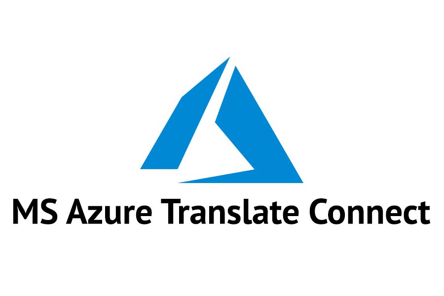 MS Azure Translator Connect