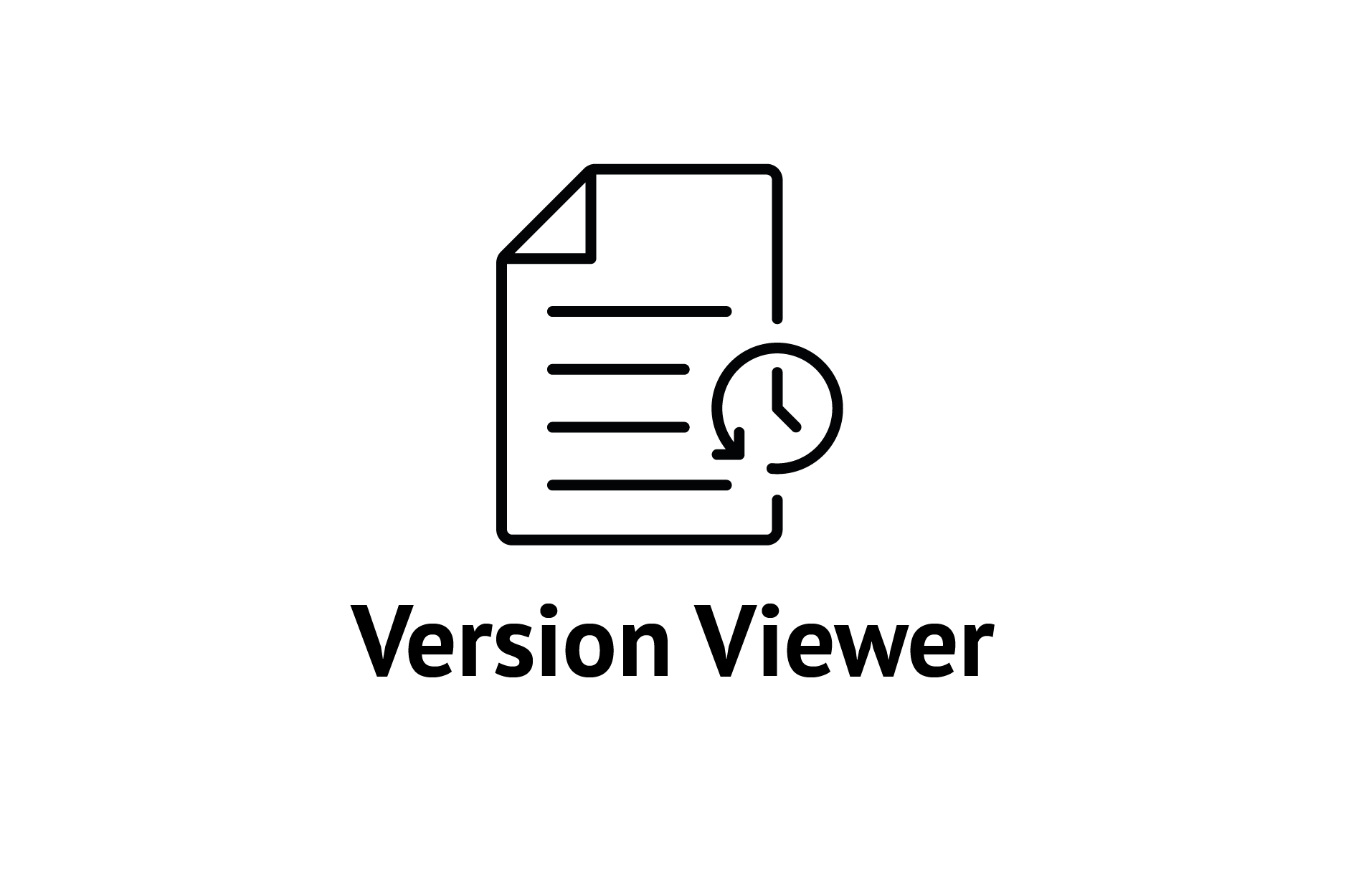 Version Viewer